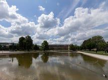 Château neuf Stuttgart Image stock
