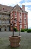 Château Opocno, République Tchèque images stock