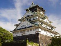 château Osaka Images stock