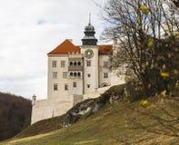 Château Peskova Scala Image stock