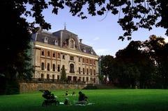 Château Pologne de Pszczyna Image libre de droits