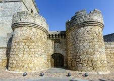 Château Portillo Espagne photos stock