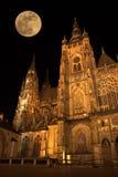 château Prague Photographie stock
