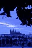 Château Prague, République Tchèque de Prague Photos stock