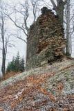 Château Roimund, République Tchèque images libres de droits