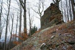 Château Roimund, République Tchèque photographie stock libre de droits