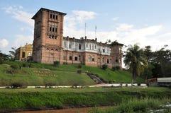 Château ruiné. Image libre de droits