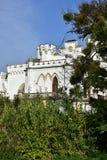 Château Rusovce, Slovaquie de Forgoten Images libres de droits