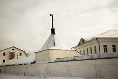 Château russe Kremlin Photo stock