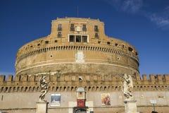 Château s forttress vatican d'Angelo Photo libre de droits