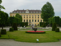 Château Schönbrunn, Vienne, Autriche Photographie stock