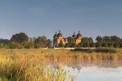 Château Seehof Photos stock
