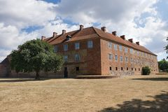 Château Sonderburg images stock