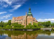 Château Suède de Vittskovle images libres de droits