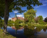 Château Suède du sud de Vittskovle image libre de droits