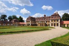 Château Tchèque de Rajec-Jestrebi photographie stock