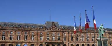 Château Tricolore Photos libres de droits