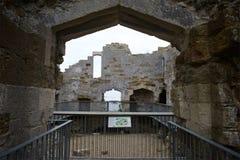 Château Weymouth Dorset R-U de Sandsfoot image libre de droits