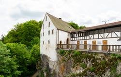 Château Wildenstein photos libres de droits