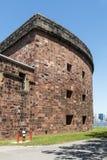 Château Williams - nouvelle ville de York Photographie stock