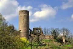 Château Zebrak photos libres de droits