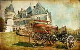 Châteaux de Loire Valley photos stock