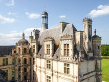 Château de Chambord Royalty Free Stock Images