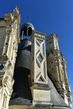 Château de Chambord - Frankrike royaltyfria foton