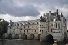 Château De Chenonceau Royalty Free Stock Photo