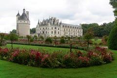 The Château de Chenonceau Stock Image
