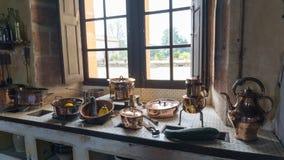 Château de Cormatin em França imagem de stock royalty free