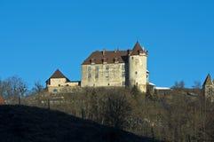 Château de Gruyères,  Switzerland Royalty Free Stock Image