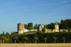 Château de Hierges Стоковая Фотография RF