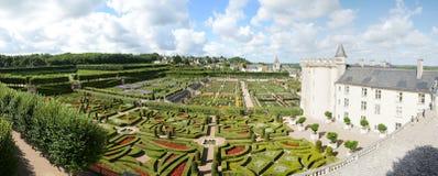 The Château de Villandry Royalty Free Stock Photography