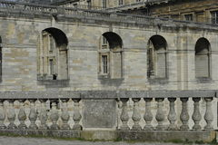Chateau de Vincennes near Paris, France. Stock Photo