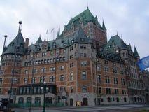 Château Квебек Стоковые Изображения RF