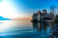 Château de Chillon Image stock