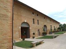 Château de Laréole - Francia Fotos de archivo libres de regalías
