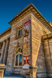 The Chateau Dufresne details Stock Photography