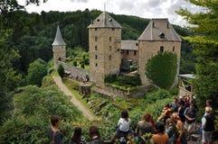 Château Reinhardstein стоковое фото rf