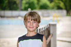 chłopiec portreta ja target1165_0_ zdjęcia stock