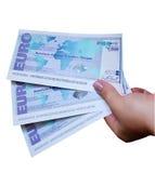 Chèques de voyage Images stock