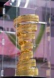 chèques postaux Italie de 100 cuvettes d Photos libres de droits