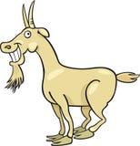 Chèvre de dessin animé illustration stock