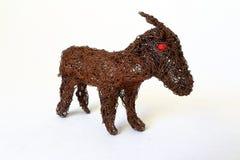 Chèvre de jouet Image libre de droits