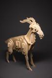 Chèvre le symbole 2015 ans Image libre de droits