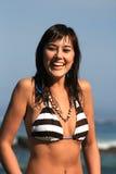Chéri 2 de bikini photographie stock