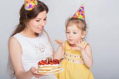 Chéri de joyeux anniversaire Photos stock