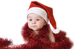 Chéri de Noël Image libre de droits
