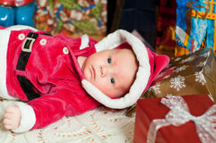 Chéri de Noël Photographie stock